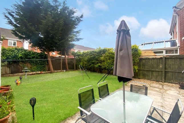 Thumbnail Detached house for sale in Papillon Drive, Aintree, Liverpool