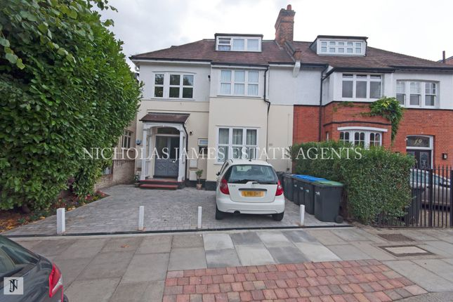 Thumbnail Flat for sale in Elm Park Road, Winchmore Hill