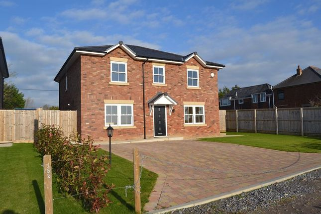 Thumbnail Detached house for sale in Worsley Road, Newport