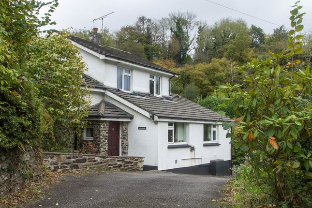 Thumbnail Detached house for sale in Milton Combe, Yelverton