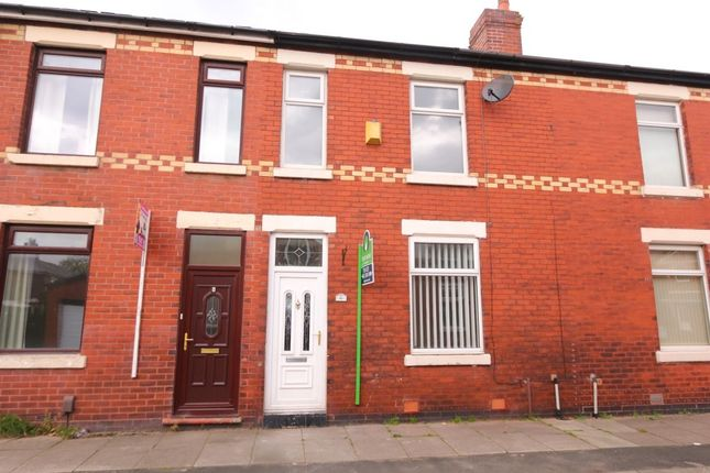 Thumbnail Terraced house to rent in St. Johns Road, Denton, Manchester
