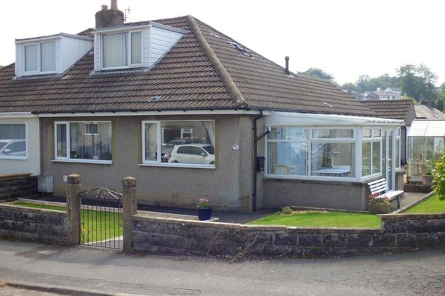 Thumbnail Semi-detached bungalow for sale in Monkswell Avenue, Bolten-Le-Sands, Carnforth