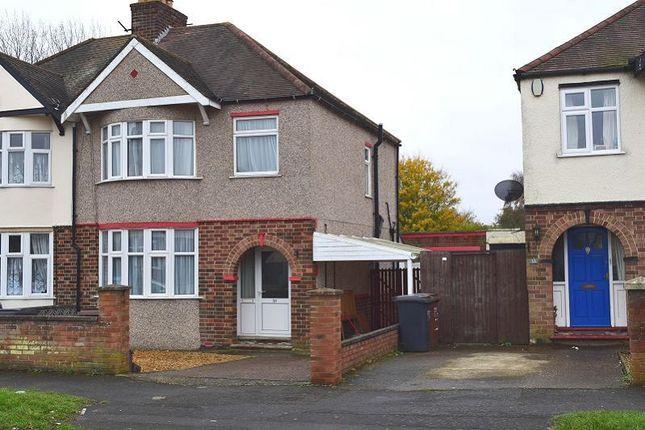 Thumbnail Semi-detached house to rent in Birchbarn Way, Northampton