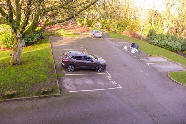 Car Parking of Neilston Rise, Lostock, Bolton BL1