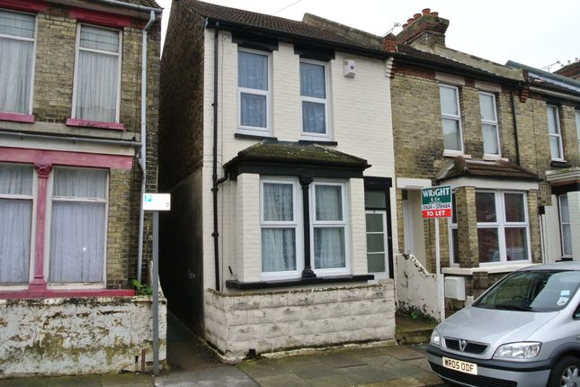Thumbnail Semi-detached house to rent in Priestfield Road, Gillingham