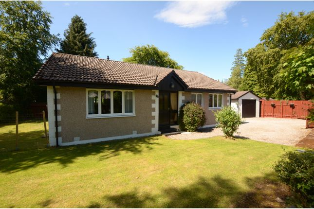 Thumbnail Bungalow for sale in Drummond Crescent, Inverness