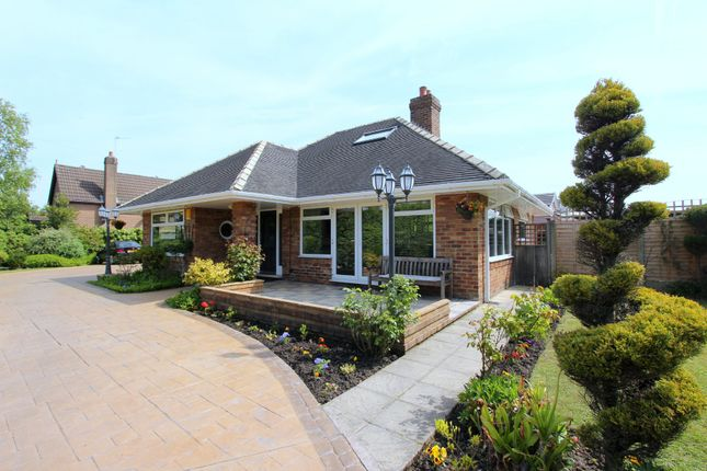 Thumbnail Detached bungalow for sale in Briar Road, Thornton-Cleveleys