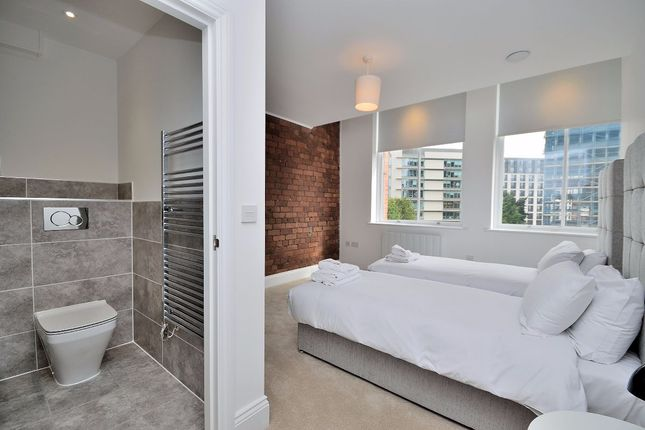 Thumbnail Flat to rent in Apt 5, Manchester