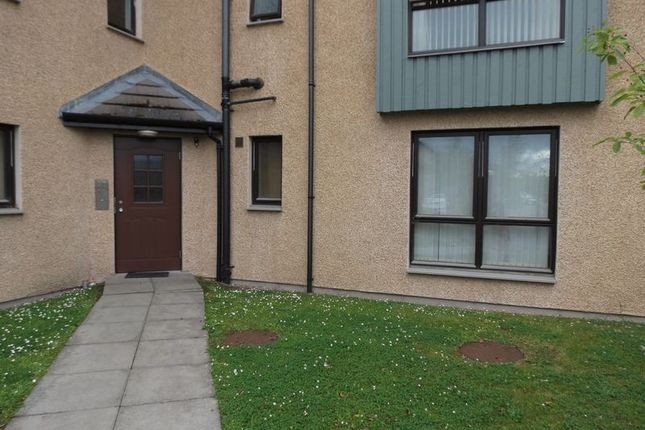 Thumbnail Flat for sale in Station Court, Alness
