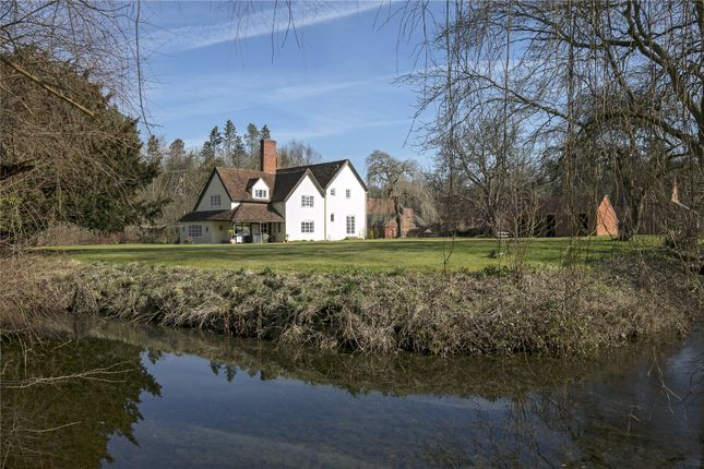 5 bed detached house for sale in Bushwood Lane, Lowsonford, Henley-In-Arden B95