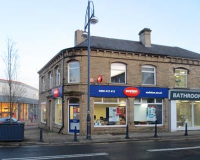 Thumbnail Retail premises for sale in 8 St Johns Road, Huddersfield, West Yorkshire
