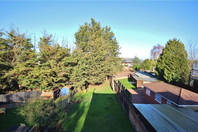 Garden of Staines Road East, Sunbury-On-Thames, Middlesex TW16