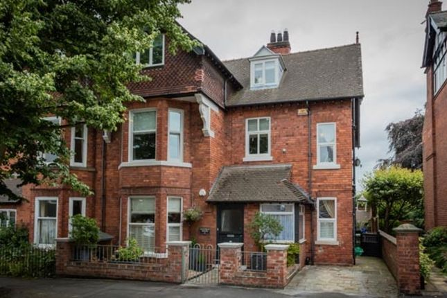 Thumbnail Semi-detached house for sale in Stonefield Avenue, Lincoln, Lincolnshire