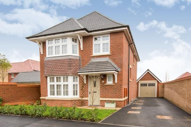 Front of Stratton Road, Henhull, Nantwich, Cheshire CW5
