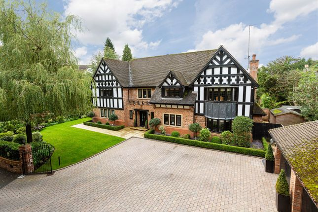 Thumbnail Detached house for sale in South Downs Road, Bowdon, Altrincham