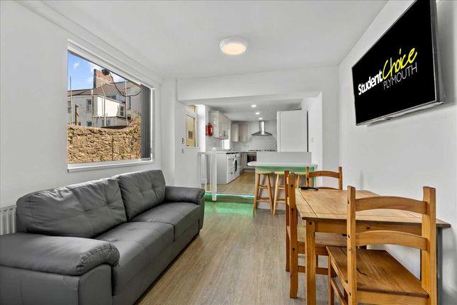 Thumbnail Terraced house to rent in Restormel Terrace, Restormel Road, Mutley, Plymouth