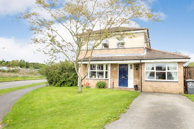 Thumbnail Detached house for sale in Springvale Road, Chesterfield