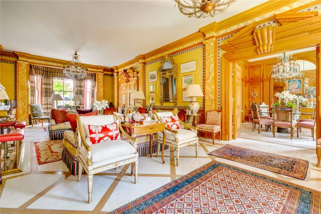 Thumbnail Detached house for sale in Phillimore Gardens, London