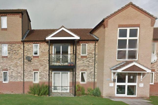 Thumbnail Flat for sale in Langsett Court, Doncaster