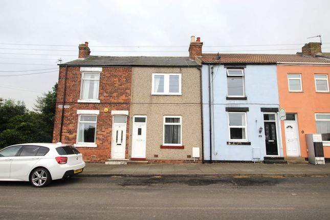 Thumbnail Terraced house to rent in Dene Terrace, Shotton Colliery, Durham