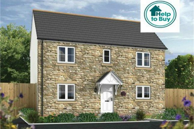 Thumbnail Semi-detached house for sale in Little Meadows, Goonhavern, Truro, Cornwall