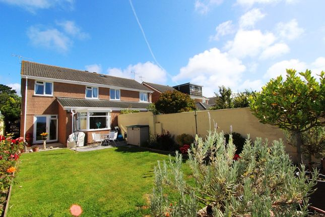 Thumbnail Semi-detached house for sale in Lamorna Park, Torpoint