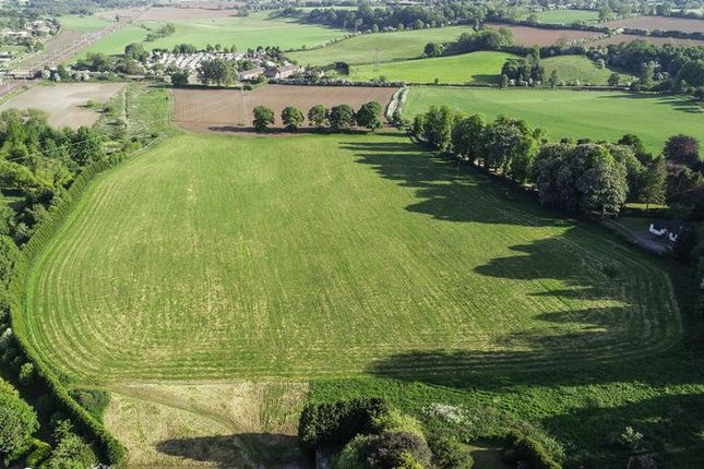 Thumbnail Land for sale in Hill Chorlton, Newcastle-Under-Lyme