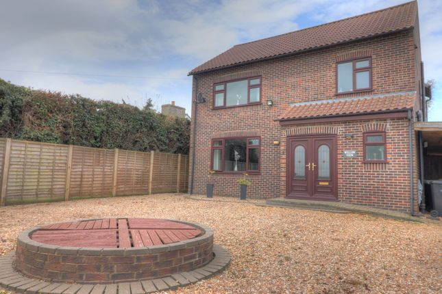 4 bed detached house for sale in Low Road, Terrington St. Clement, King's Lynn PE34