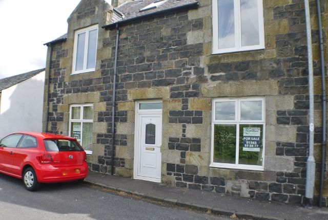 Thumbnail Flat for sale in 6 Greenhills, Beith