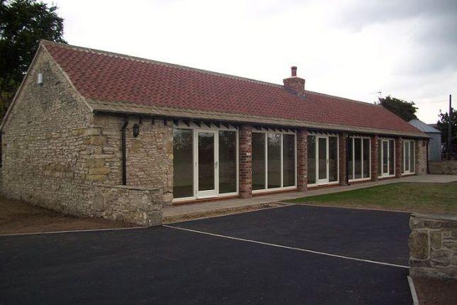Thumbnail Detached bungalow to rent in Walden Stubbs Road, Norton, Doncaster