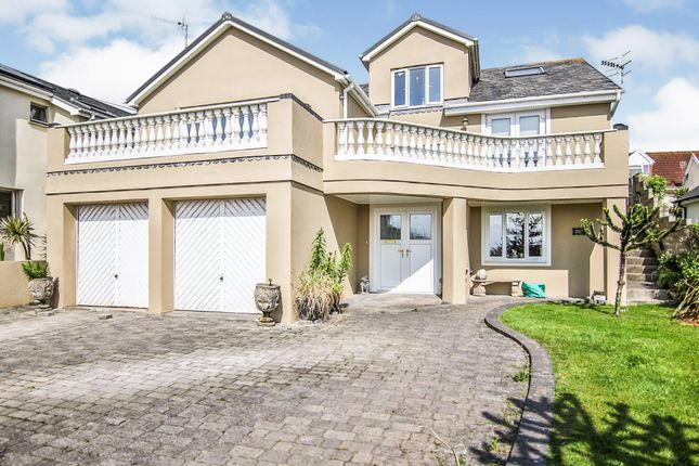 Thumbnail Detached house for sale in Marine Walk, Ogmore-By-Sea, Bridgend