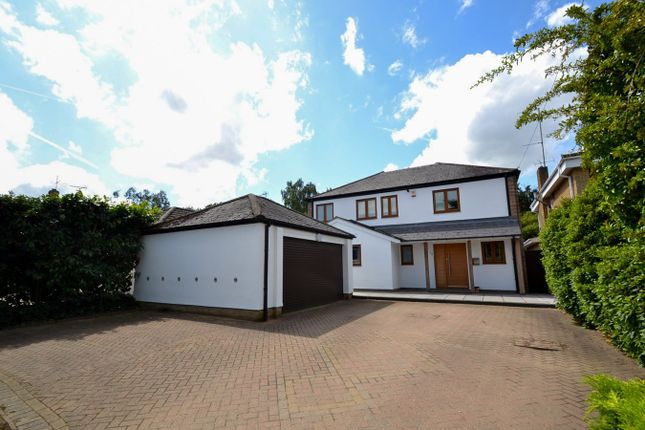 Thumbnail Detached house for sale in College Road, Hoddesdon