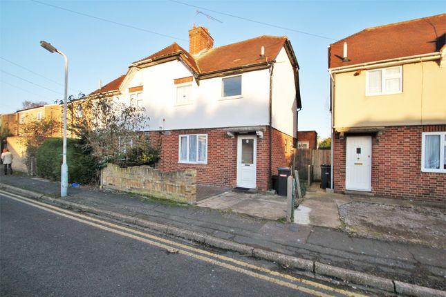 Thumbnail Semi-detached house to rent in Rockingham Close, Uxbridge, Greater London