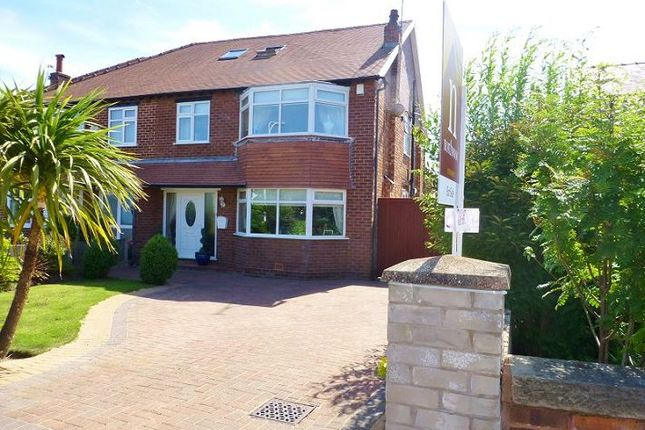 Thumbnail Semi-detached house for sale in Dunbar Crescent, Southport