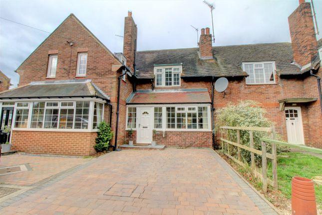 3 bed cottage for sale in Mitford, Morpeth NE61