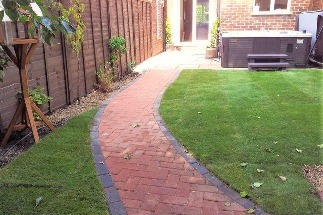 Garden of High Road, Byfleet, Surrey KT14