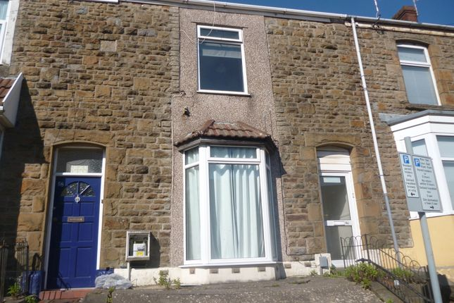Thumbnail Terraced house to rent in Norfolk Street, Swansea