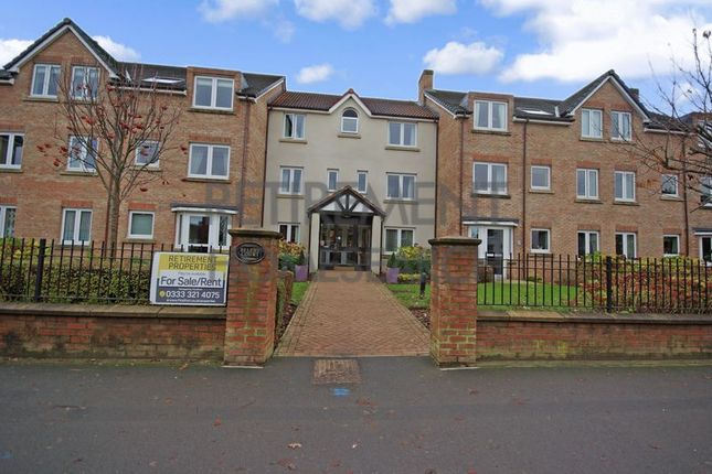 Thumbnail Flat for sale in Belfry Court, York