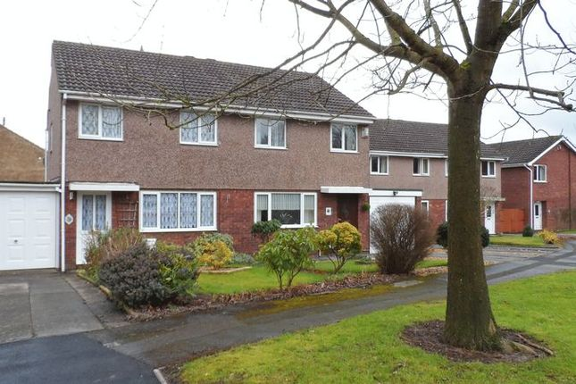 Thumbnail Semi-detached house to rent in Bryony Rise, Randlay, Telford