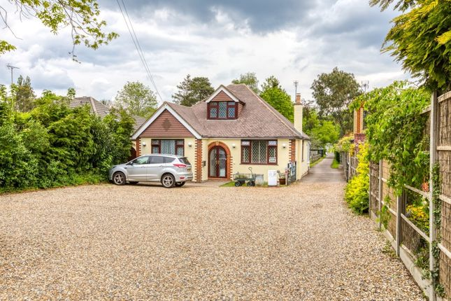 Thumbnail Detached bungalow for sale in Guildford, Surrey