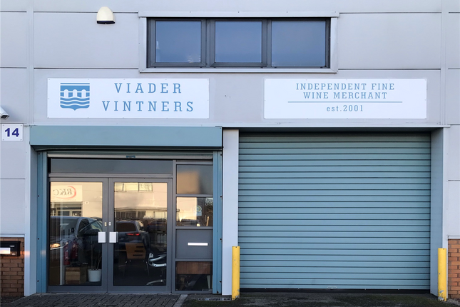 Thumbnail Industrial to let in Waterside Business Park, Lamby Way, Rumney, Cardiff
