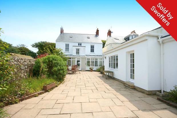 5 bed detached house for sale in La Route De Sausmarez, St. Martin, Guernsey