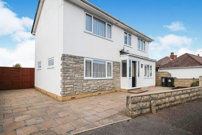 Thumbnail Detached house to rent in Luther Road, Winton, Bournemouth
