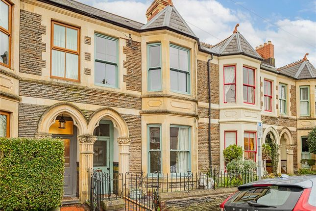 Thumbnail Terraced house for sale in Sneyd Street, Pontcanna, Cardiff