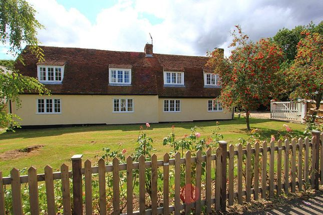 Thumbnail Detached house for sale in The Green, White Notley, Witham, Essex