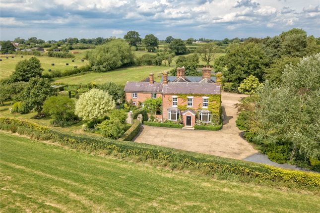Thumbnail Detached house for sale in Coton, Whitchurch, Shropshire