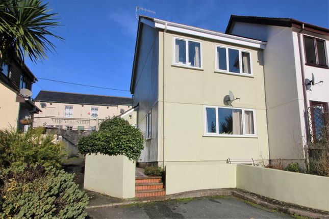 Thumbnail End terrace house to rent in Church Close, Yealmpton, Plymouth