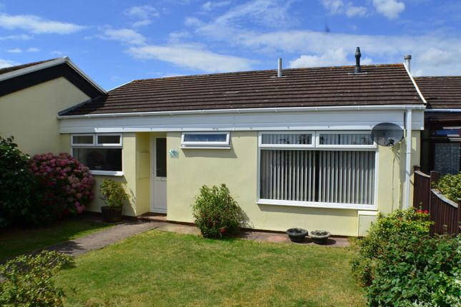 Thumbnail Bungalow to rent in Elm Close, Broadclyst, Exeter