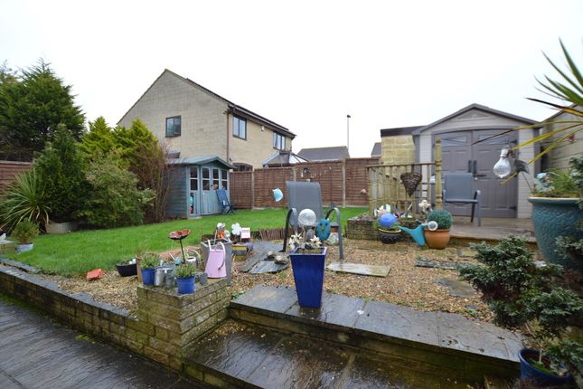 Thumbnail Detached house for sale in Stirling Close, Yate, Bristol