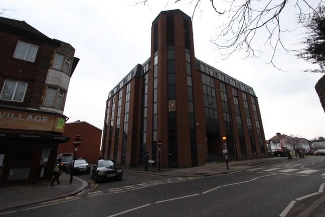Thumbnail Flat to rent in Hobart Court, The Bourne, London